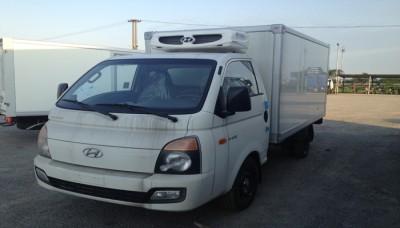 Xe Đông Lạnh H100 (1 Tấn) 2016 Nhập khẩu nguyên chiếc