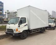 HD 700 thùng kín xe 7 tấn Đồng Vàng