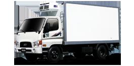 Xe đông lạnh nhập khẩu Hyundai Hd723,5 tấn